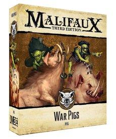 Wyrd Miniatures - WYR War Pigs