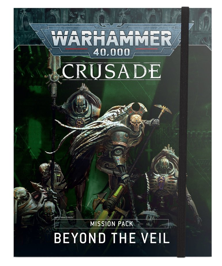 Games Workshop - GAW Warhammer 40K - Crusade Mission Pack - Beyond the Veil