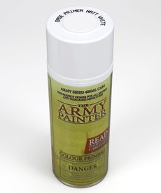 The Army Painter - AMY Primer - Matte White Undercoat