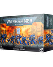 Games Workshop - GAW Warhammer 40k - Space Marines - Tactical Squad