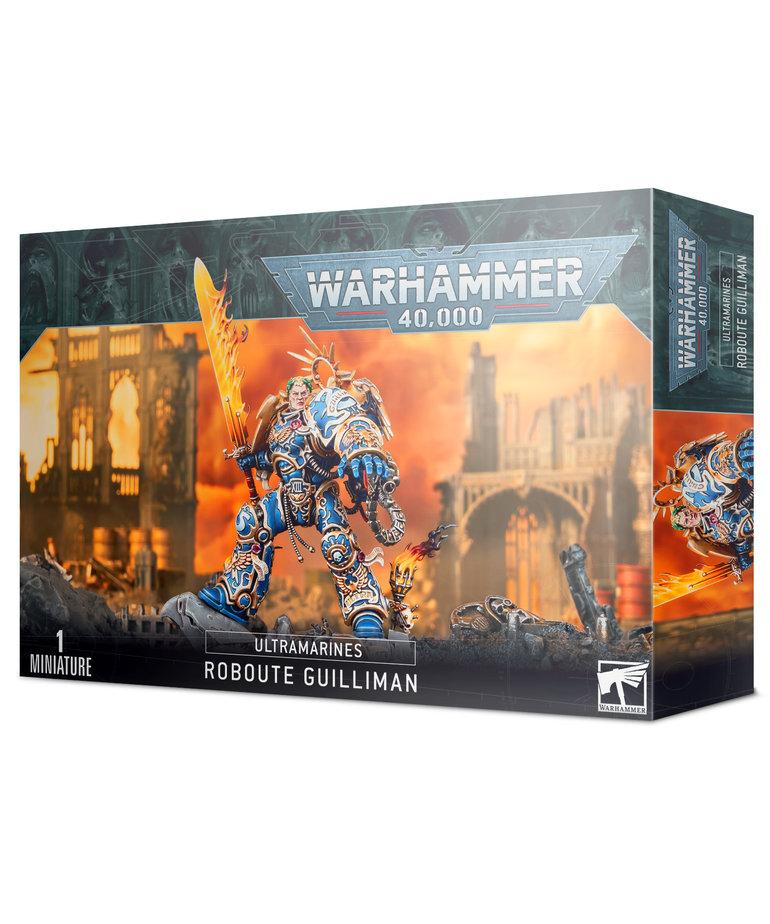 Games Workshop - GAW Warhammer 40K - Space Marines - Roboute Guilliman