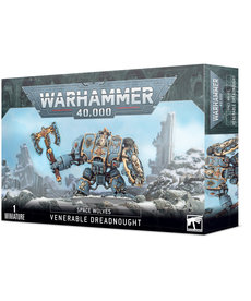 Games Workshop - GAW Warhammer 40k - Space Wolves - Venerable Dreadnought