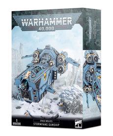 Games Workshop - GAW Warhammer 40K - Space Wolves - Stormfang Gunship
