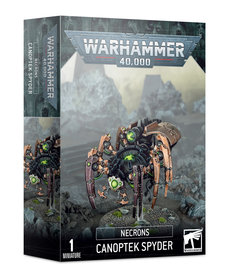 Games Workshop - GAW Necrons - Canoptek Spyder