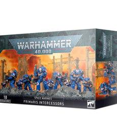 Games Workshop - GAW Warhammer 40K - Space Marines - Primaris Intercessors
