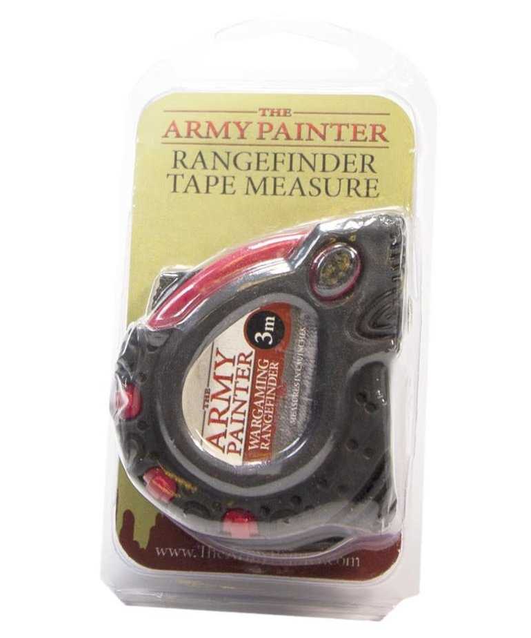 The Army Painter - AMY Wargaming Accessories: Rangefinder Tape Measure