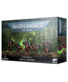 Games Workshop - GAW Warhammer 40K - Blood Angels - Death Company