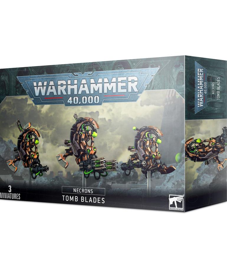 Games Workshop - GAW Warhammer 40K - Necrons - Tomb Blades