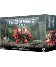 Games Workshop - GAW Warhammer 40K - Blood Angels - Furioso Dreadnought