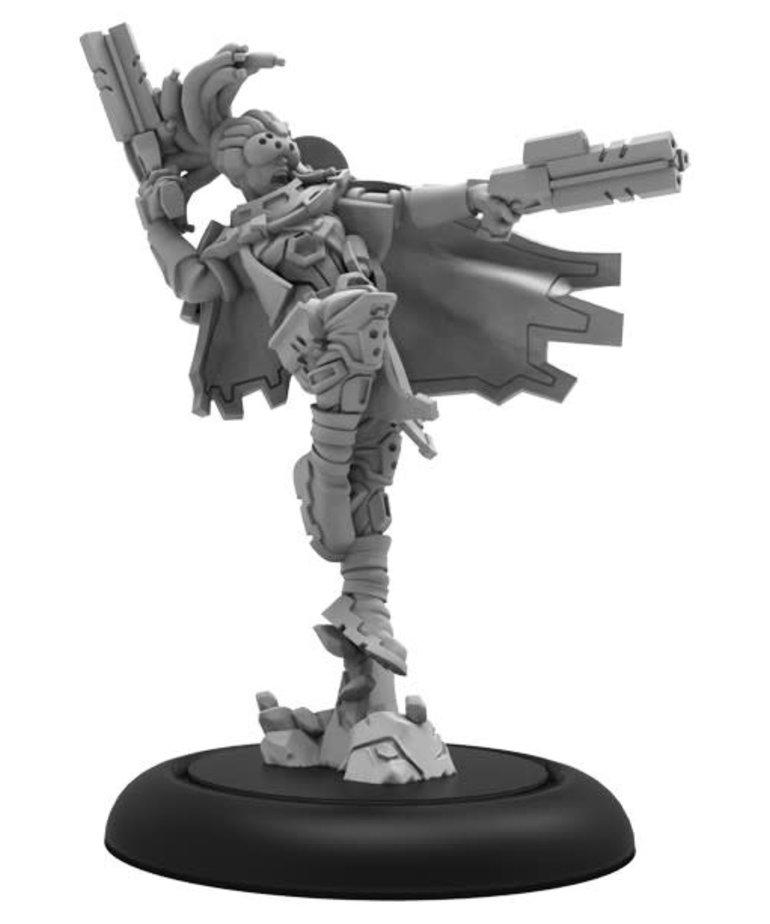 Privateer Press - PIP Warcaster: Neo-Mechanika - Marcher Worlds - Artemis Fang - Hero