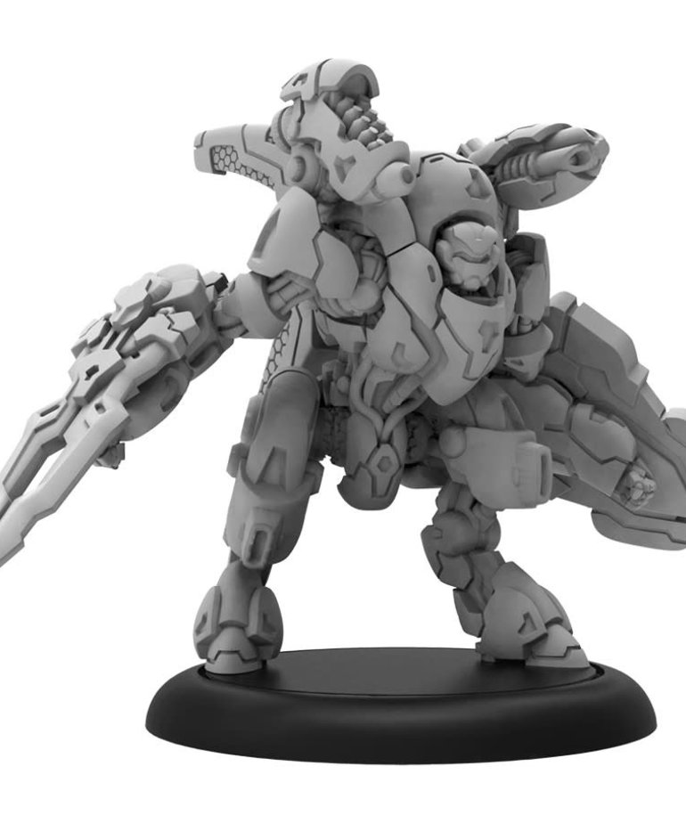 Privateer Press - PIP Warcaster: Neo-Mechanika - Iron Star Alliance - Morningstar A - Heavy Warjack