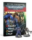 Games Workshop - GAW Warhammer 40K - Getting Started With Warhammer 40,000