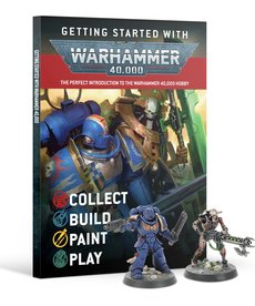 Games Workshop - GAW Getting Started With Warhammer 40,000