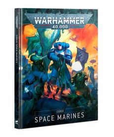 Games Workshop - GAW Codex - Space Marines
