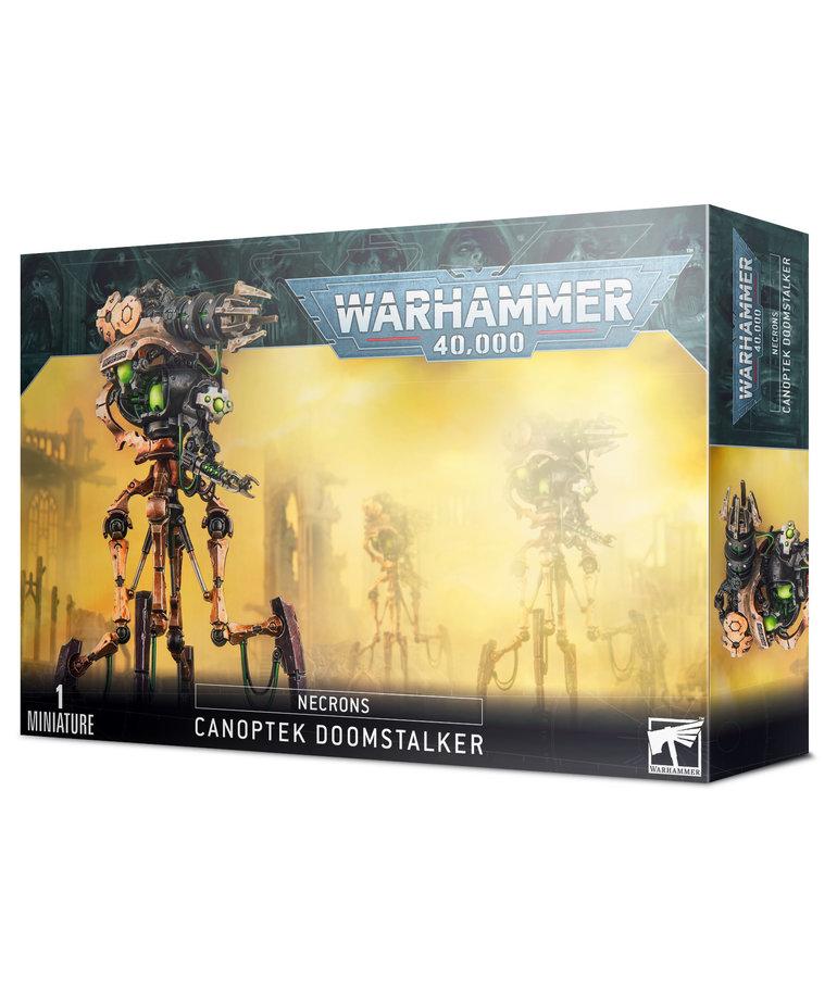 Games Workshop - GAW Warhammer 40K - Necrons - Canoptek Doomstalker