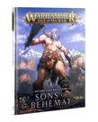 Games Workshop - GAW Warhammer Age of Sigmar - Destruction Battletome: Sons of Behemat