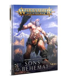 Games Workshop - GAW Battletome: Sons of Behemat