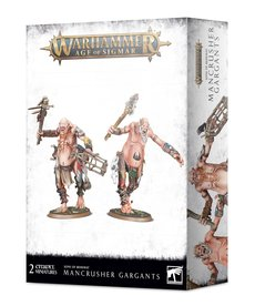 Games Workshop - GAW Mancrusher Gargants PRESALE 10/17/2020