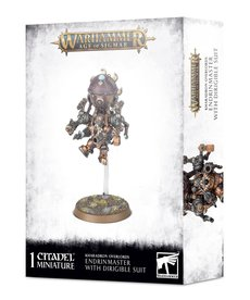 Games Workshop - GAW Kharadron Overlords - Endrinmaster in Dirigible Suit