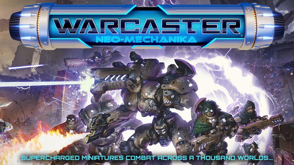 Buy Warcaster Neo Mechanika Kickstarter items to ship now!