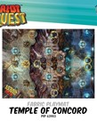 Privateer Press - PIP Riot Quest - Accessories - Temple of Concord Playmat (NO REBATE)