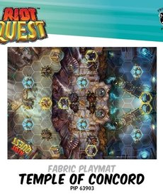 Privateer Press - PIP Temple of Concord Playmat (NO REBATE)