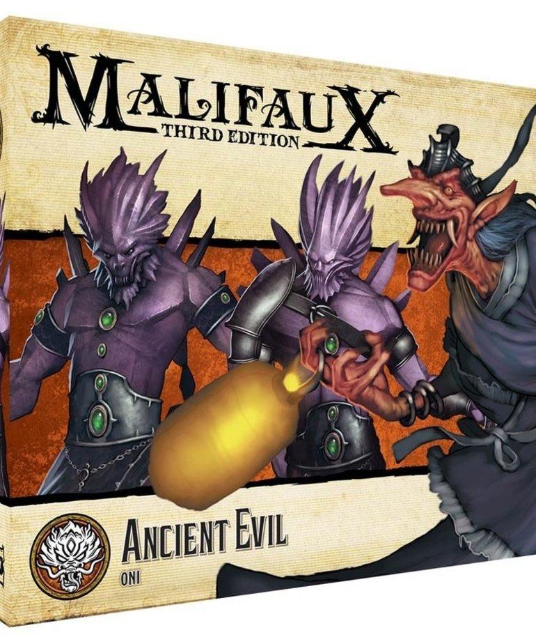 Wyrd Miniatures - WYR Malifaux 3E - Ten Thunders - Ancient Evil