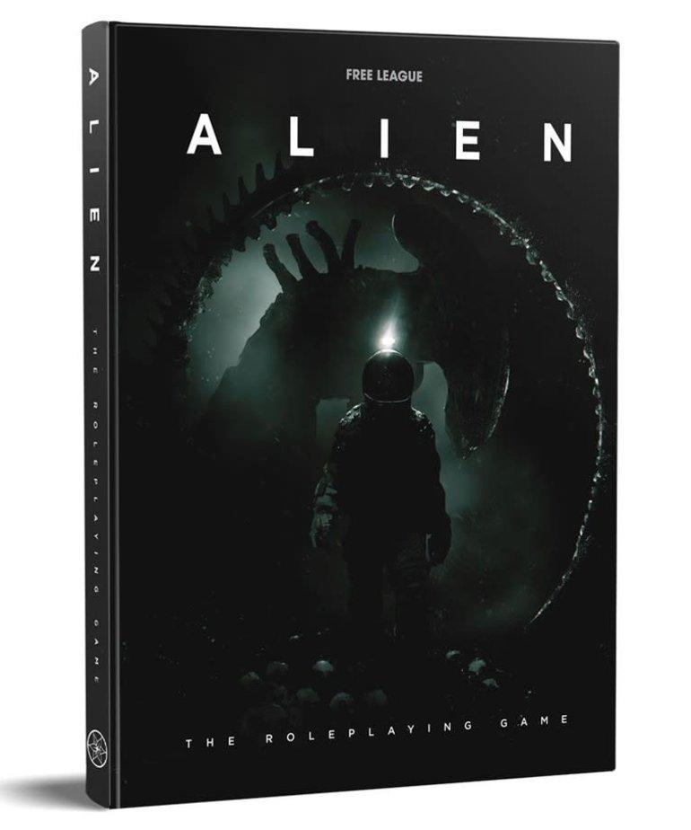 Free League Publishing - MUH Alien RPG: Corebook