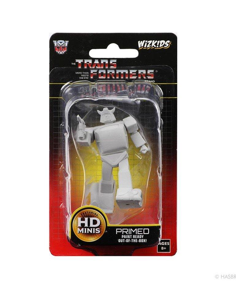 WizKids - WZK Transformers: Deep Cuts - Bumblebee