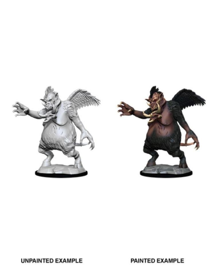 WizKids - WZK D&D: Nolzur's Marvelous Unpainted Miniatures - Nalfeshnee