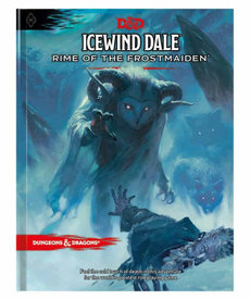 Wizards of the Coast - WOC Icewind Dale: Rime of the Frost Maiden
