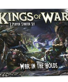 Mantic Entertainment, LTD - MGC Two Player Starter Set - War in the Holds