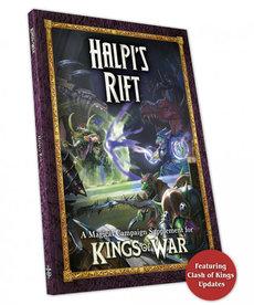 Mantic Games - MG Halpi's Rift - Clash of Kings 2021