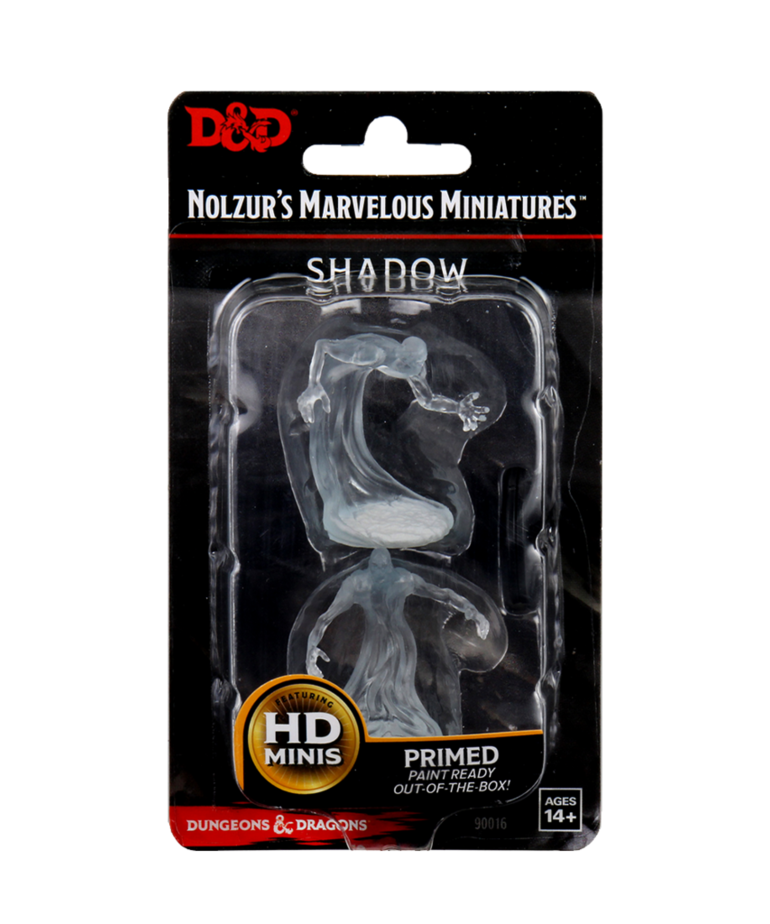 WizKids - WZK D&D: Nolzur's Marvelous Unpainted Miniatures - Shadow