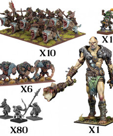 Mantic Games - MG Goblin Mega Army PRESALE 11/00/2020