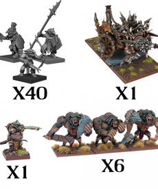 Mantic Games - MG Goblin Army  PRESALE 11/00/2020