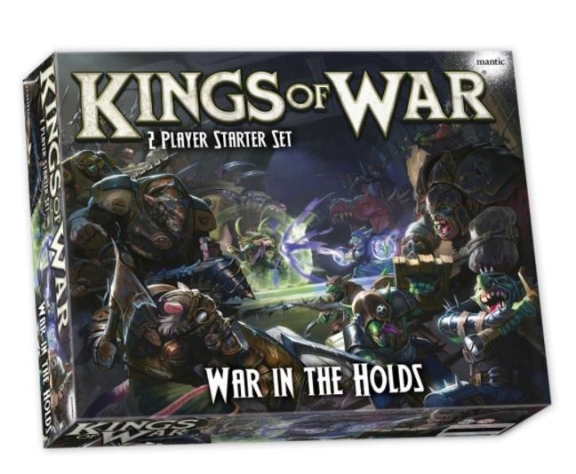 Kings of War 3rd Ed. presales!
