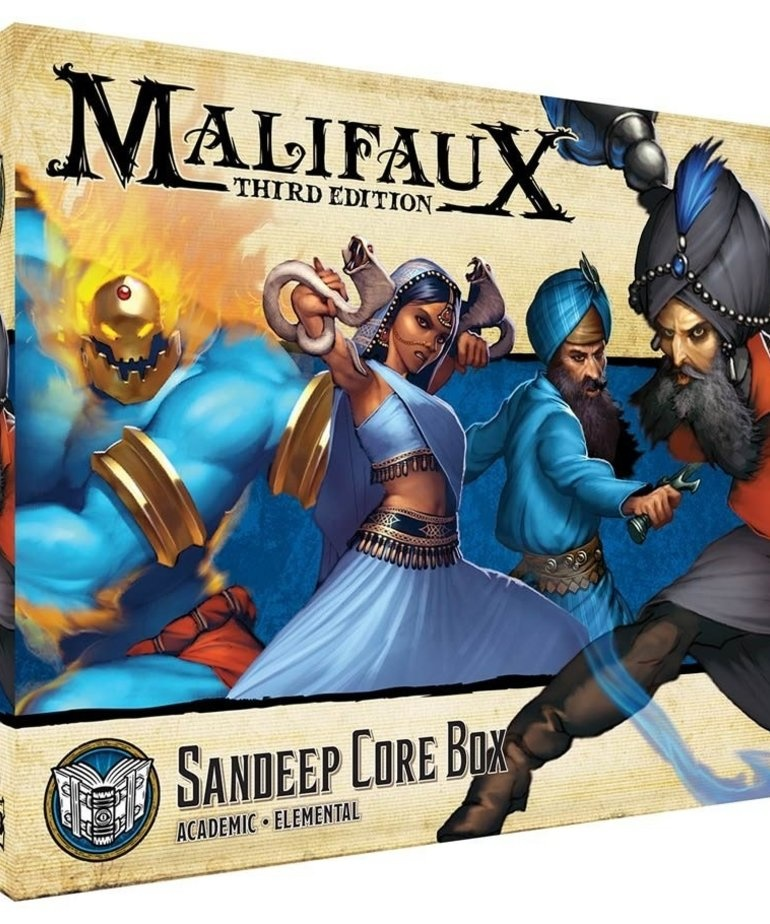 Malifaux new releases