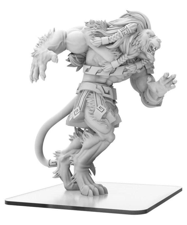 Privateer Press - PIP Monsterpocalypse - Legion of Mutates - Cassander - Monster