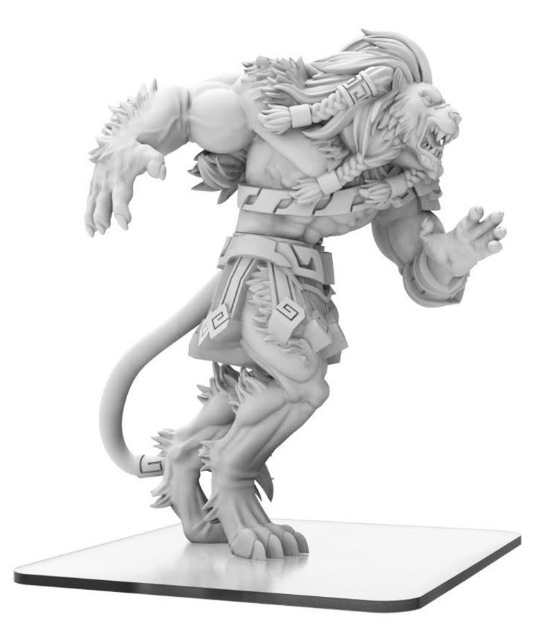Privateer Press - PIP PRESALE - Monsterpocalypse - Legion of Mutates - Cassander - Monster - 01/00/2021