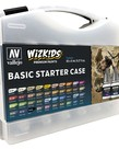 Vallejo - VJP Vallejo: Game Color - Wizkids Premium Paints Basic Starter Case