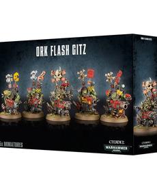 Games Workshop - GAW Warhammer 40k - Ork - Flash Gitz