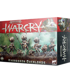 Games Workshop - GAW Warcry - Kharadron Overlords Warband