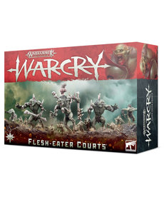 Games Workshop - GAW Warcry - Flesh-Eater Courts Warband