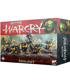 Games Workshop - GAW Warcry - Ironjawz Warband