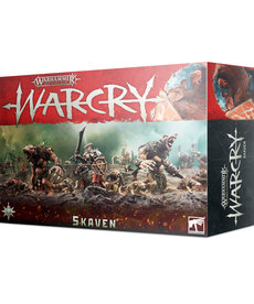 Games Workshop - GAW Warcry - Skaven Warband