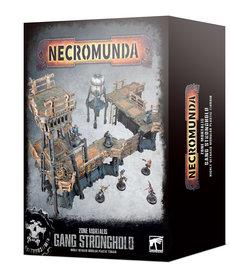 Games Workshop - GAW Necromunda - Gang Stronghold