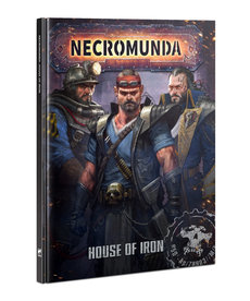 Games Workshop - GAW Necromunda - House of Iron