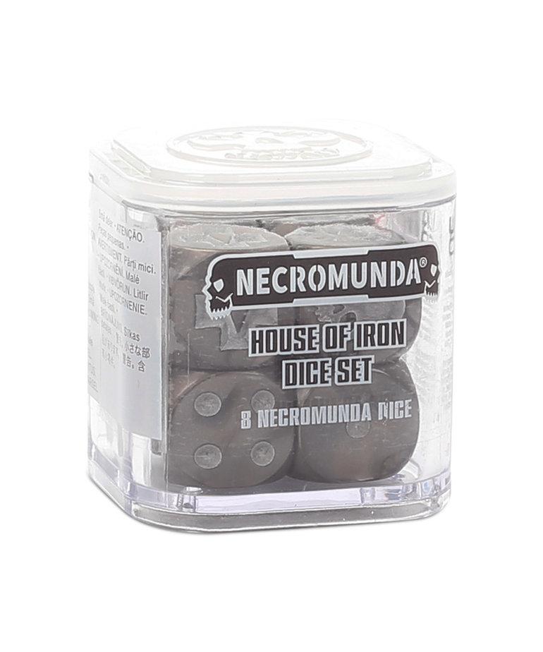 Games Workshop - GAW Necromunda - House of Iron Dice