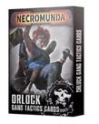 Games Workshop - GAW Necromunda - Orlock Gang Tactics Cards